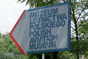 Polnisches Luftfahrtmuseum Krakau - Gestern und Heute