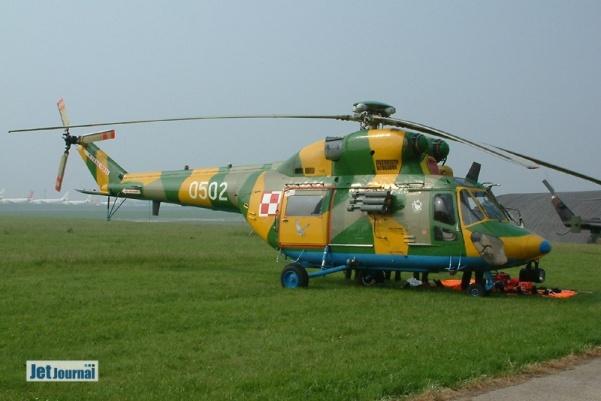 W-3RL Sokol, Polen