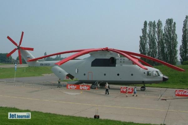 RA-06021 Mi-26, Skytech