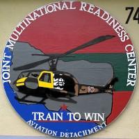 JMRC Wappen
