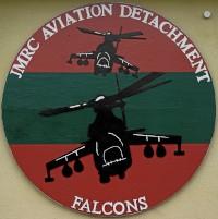Falcons Wappen