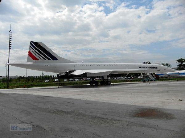F Bvfc Aerospatiale Bac Concorde 101