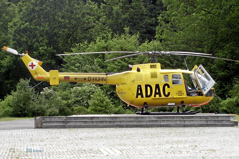 Bo105 D Huhn 08c