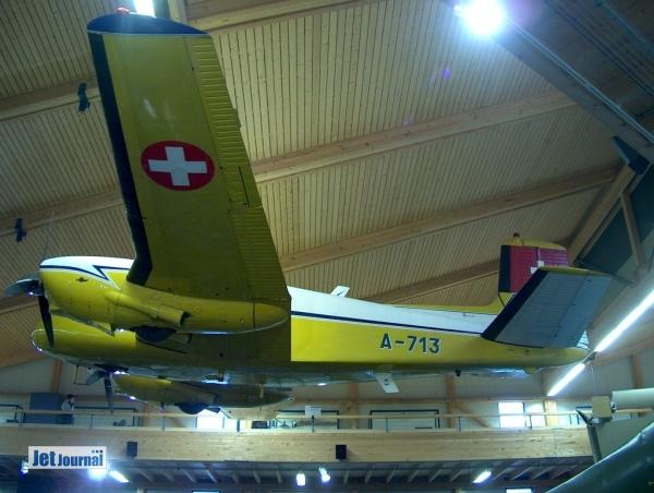 Beech E50 Museum Dübendorf