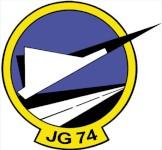 JG74 Wappen